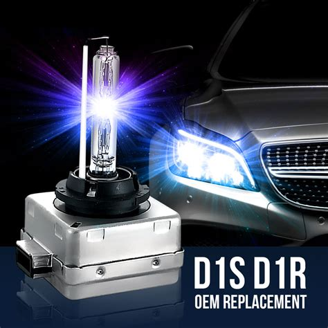 2x d1s d1r oem hid xenon headlight replacement for