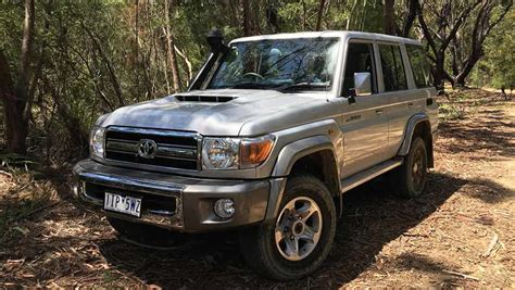 2017 Toyota Land Cruiser by Toyota Lc76 Land Cruiser Gxl 70 Series Wagon 2017 Review