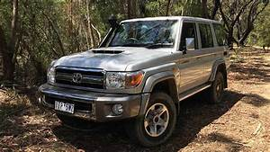 Toyota Lc76 Land Cruiser Gxl 70 Series Wagon 2017 Review