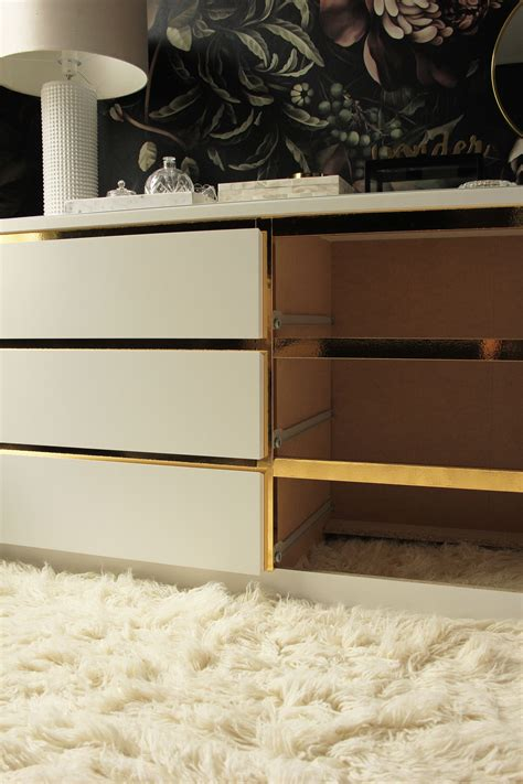 Malm Kommode Hack by Preciously Me Diy Ikea Hack Customize And