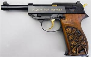 Gun Store Bunker QuotEGO SUM BELLUMquot Pistola Walther Mod