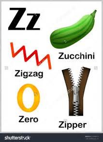 Words That Start with Letter Z