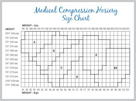 Medical Compression Hosiery Nude Nurse Mates Womens