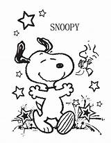 Coloring Pages Printable Snoopy Peanuts Getcolorings sketch template