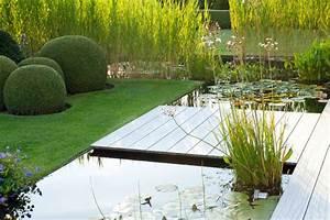 Wasserlauf Garten Modern : wasser im garten ~ Markanthonyermac.com Haus und Dekorationen