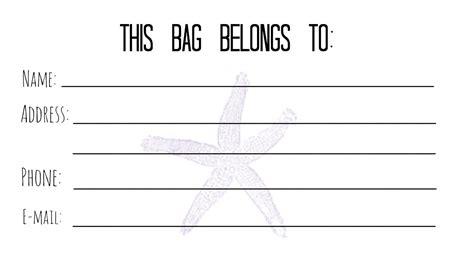 diy luggage tags  pics diy forum passport