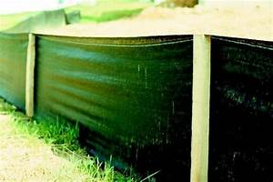 Tenax Silt Fence Erosion Control with Posts 2' X 100 ...