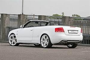 Audi S4 Cabriolet : audi a4 cabrio tuned by sport wheels autoevolution ~ Medecine-chirurgie-esthetiques.com Avis de Voitures