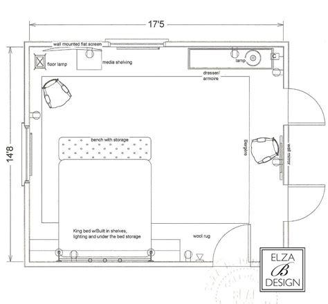 12x12 Bedroom Furniture Layout by Design 101 Working With An Interior Designer Chez Elza