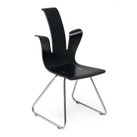 chaise curule paulin curule chair for ligne roset