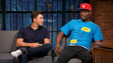 """Watch Late Night With Seth Meyers """"colin Jost & Michael"""