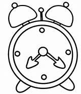 Clock Alarm Draw Coloring Pages Drawing Cuckoo Clocks Sheet Analog Sheets Getdrawings Drawings Coloringsky Printable Getcolorings sketch template