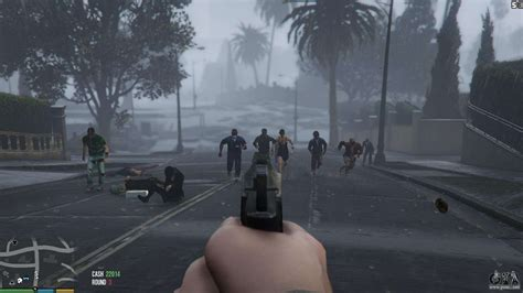 Zombies 1.4.2a For Gta 5