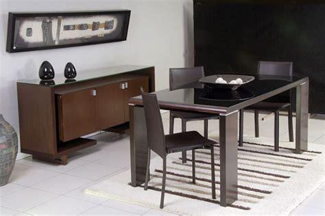muebles modernos de comedor