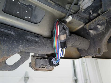Toyotum Tundra Trailer Wiring Harnes by 2013 Toyota Tundra Draw Tite 5th Wheel Gooseneck Wiring