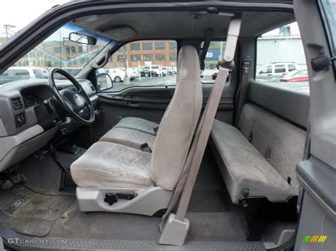ford supercar interior 1999 ford f250 super duty xlt extended cab 4x4 interior