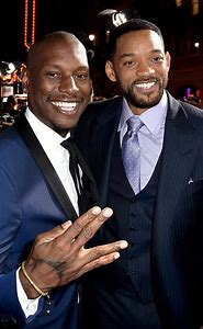 Will Smith & Tyrese