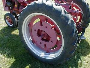 1953 Farmall Super C Tractor With Live Hydraulics For Sale