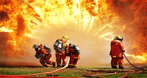 New Firefighting Foam Created