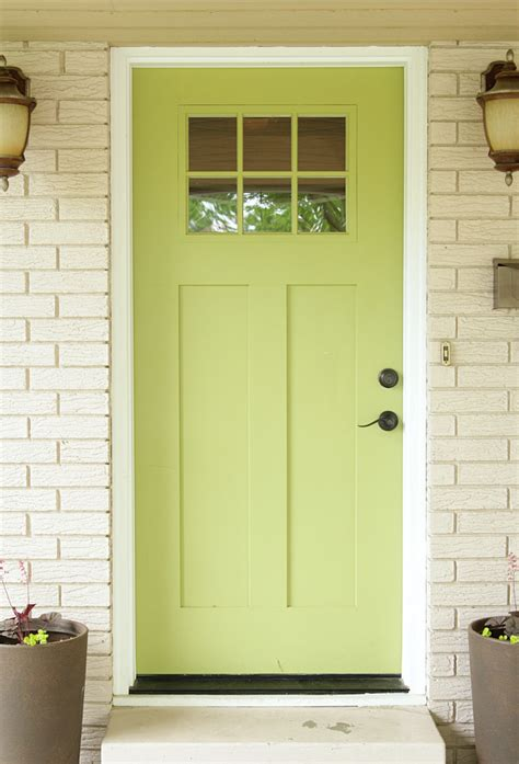 The Best Paint Colors for Your Front Door