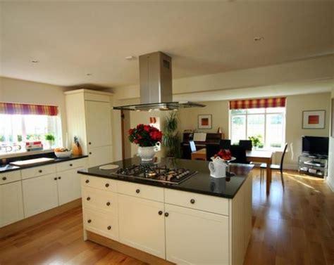 photo  black cream granite kitchen  flooring granite
