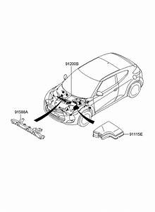 2013 Hyundai Veloster Control Wiring