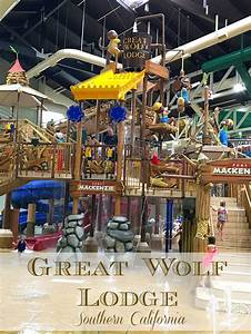 Great Wolf Lodge Southern California · The Typical Mom
