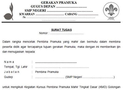 Text of contoh surat mandat. Contoh Surat Mandat Pramuka - Nusagates