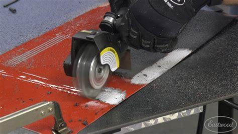 Remove Rust, Paint, Seam Sealer, Undercoating & More