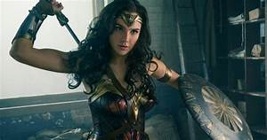 Wonder, Woman, Trailer, Arrives, From, Comic