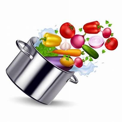 Pan Metal Fresh Vegetable Legumes Panela Gratis