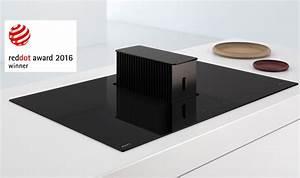 Miele Kochfeld Mit Dunstabzug : novy one kochfeld mit integrierter dunstabsaugung b hm ~ Michelbontemps.com Haus und Dekorationen