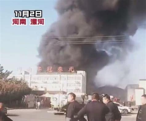 福建一瓦楞纸厂、河南一包装厂突发火灾 中国纸网 资讯中心