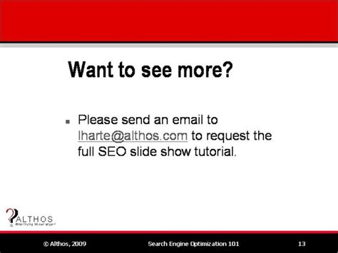 Search Engine Optimization Tutorial by Search Engine Optimization Tutorial Seo Tutorial