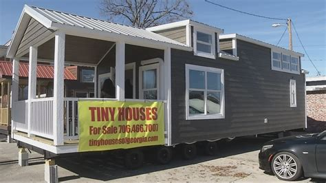 Home Builders In Ga by Tiny Homes Of Zint Design