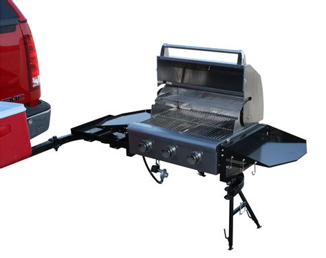 tailgate grill top 28 tailgating grill hitch mounted panoramio photo of hitch mount tailgating grill