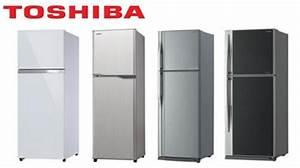 Harga Kulkas 2 Pintu Toshiba   Daftar Harga Terbaru April 2019