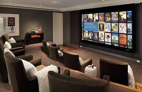 How To Make The Most Of Your Home Media Room? Kukun