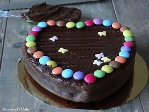 Idée Recette Anniversaire : id e d co gateau anniversaire chocolat ~ Melissatoandfro.com Idées de Décoration