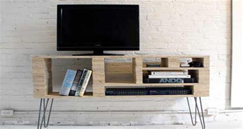 diy d 233 co pour fabriquer un meuble tv original et pas cher