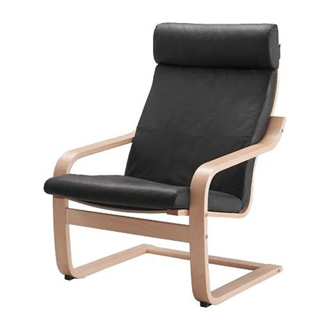 ikea pong po 196 ng chair glose black ikea