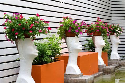 Lass Die Ideen Spriessen Wie Diese Köpfe Die Blumen