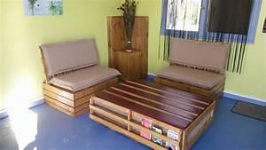 Comment fabriquer ses meubles avec des palettes for Faire des meubles avec des palettes