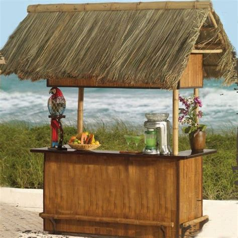 Tiki Hut Bar Kits by Tiki Bar Kits Luxury Outdoor Home Garden Thatched Roof Hut