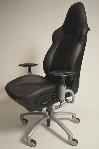 porsche 996 gt3 office chair
