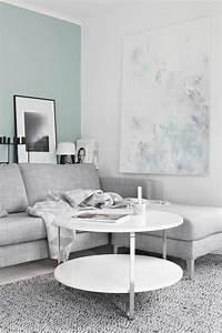 Wohnraum Farbgestaltung Ideen : die 25 besten ideen zu graue w nde auf pinterest hellgraue w nde graue farben und graue ~ Sanjose-hotels-ca.com Haus und Dekorationen
