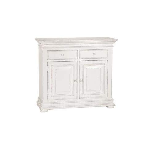 petit buffet cuisine buffet bas 2 portes 2 tiroirs blanc interior 39 s