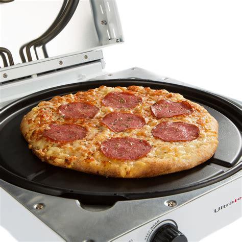 le mini four 224 pizza 233 lectrique d ultratec vous la met en bo 238 te