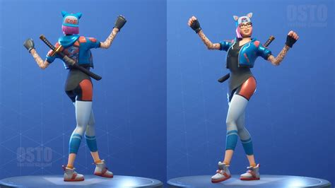 Shimmer Emote (fortnite Dance