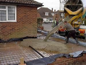 damp proof membrane concrete floor floor matttroy With laying a concrete floor with membrane